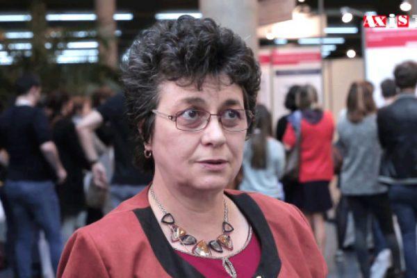 conférence Dr Marie-Chantal Canivenc-Lavier au congrès ODENTH 2016 à la Rochelle