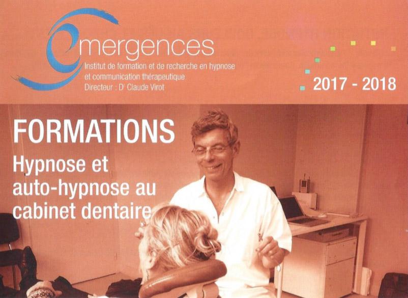 formations hypnose - ODENTH ODontologie ENergétique et THérapeutique