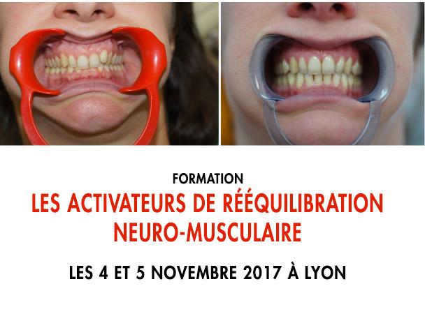 Formation «Les activateurs de rééquilibration neuro-musculaire» - ODENTH