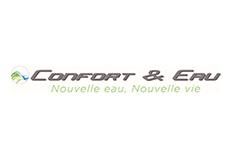 Confort & Eau logo partenaires odenth