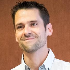 Grégory Helfenbein, Président de Odenth