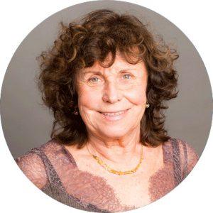 Michèle CAFFIN - conférencière au congrès Odenth 2018 à Bruxelles