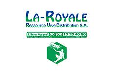 La royale logo partenaires odenth