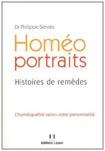 Homéo portraits de Philippe SERVAIS
