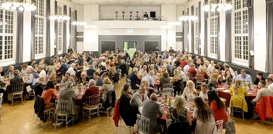 diner de gala : 20ème congrès ODENTH