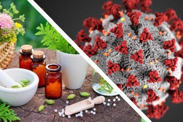 Homéopathie et aromathérapie pour traiter le COVID-19 - odenth